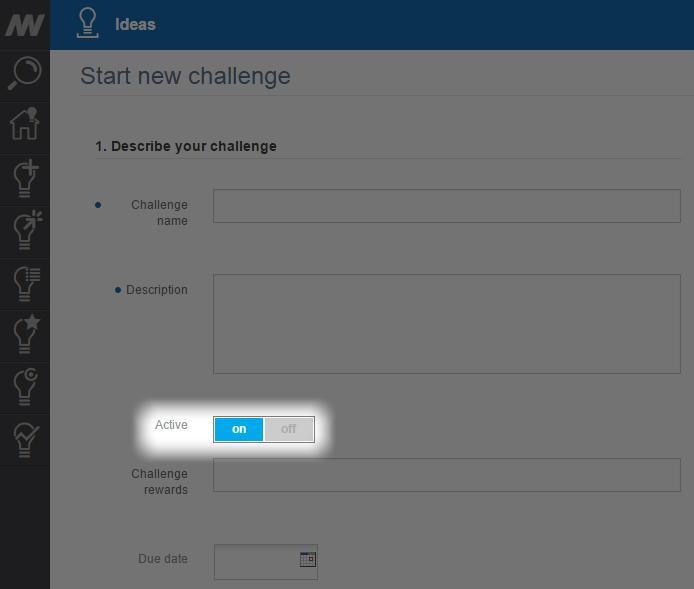 Menjanje kampanje preko formulara za izmenu