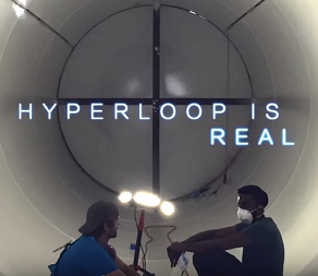 Hyperloop is Real - Check the new video