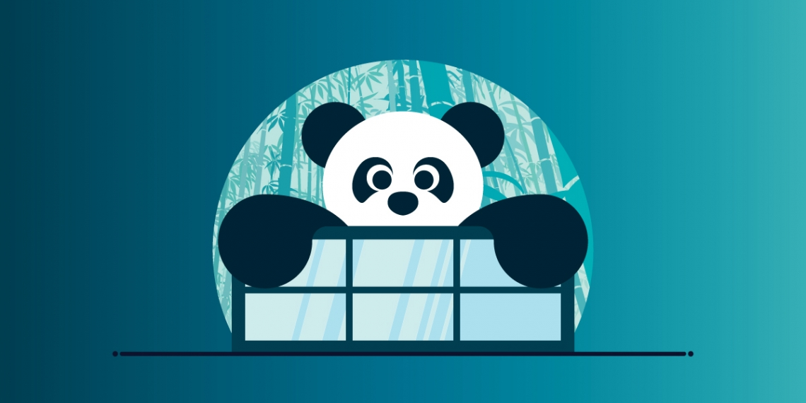 Panda as an innovative green energy source