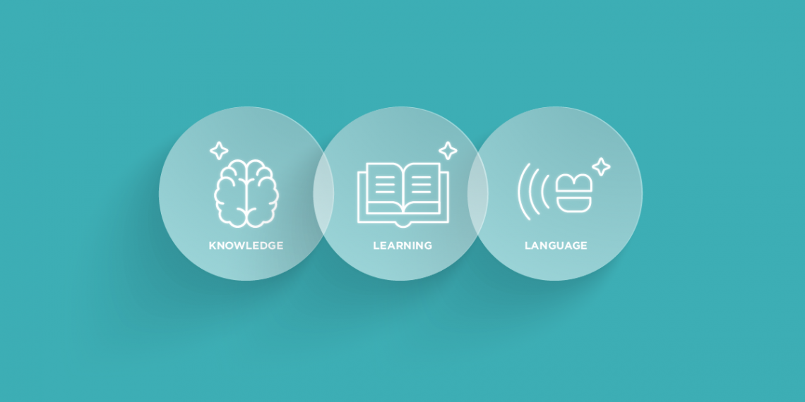 Create an open ecosystem in your business where learning, knowledge and language are your main innovation tools